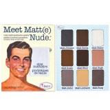 theBalm Meet Matt(e) Eyeshadow Palette Nude